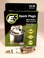 E3.48 E3 Premium Automotive Spark Plugs - 4 SPARK PLUGS