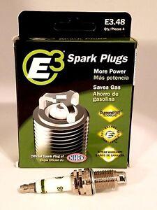 E3.48 E3 Premium Automotive Spark Plugs - 4 SPARK PLUGS