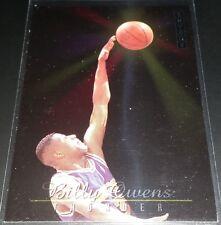Tim Hardaway/Billy Owens 1992-93 Skybox THUNDER & LIGHTNING Insert Card (TL9)