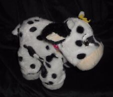 LITTLE BROWNIE BAKERS GIRL SCOUTS DAISY BELLE COOKIE COW STUFFED ANIMAL PLUSH