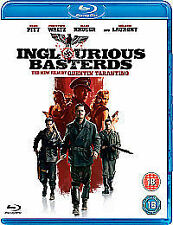 Inglourious Basterds [Blu-ray] [2009] [Region Free]   Brand new and sealed