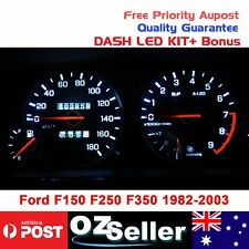 Dash Light LED Full Kit Upgrade Replace For Ford F150 F250 F350 1982-2003 +Bonus