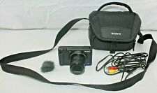 SONY CYBER SHOT ZV-1 20.1MP COMPACT DIGITAL CAMERA 14K ZEISS EXMOR RS