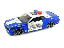 2008 Dodge Challenger SRT8 Metro Police MAISTO CUSTOM SHOP Diecast 1:24 Scale