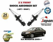 FOR KIA MAGENTIS SALOON 2005-> 2 X FRONT LEFT + RIGHT SHOCK ABSORBER SHOCKER SET