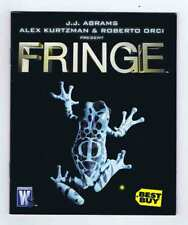 Best Buy Fringe Special DVD Mini Promo Comic TV Series VF/NM 2008 Wildstorm PWC