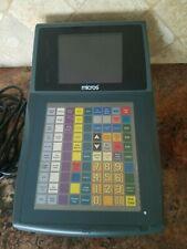Micros Keyboard Workstation 270 Kw270 Point Of Sale Pos Terminal 400900 001
