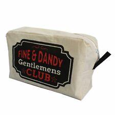 Toiletry Bag - Gentlemen Club