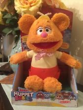 NEW TARGET DISNEY JUNIOR MUPPET BABIES WOCKA FOZZIE BEAR JOKES WIGGLES GIGGLES