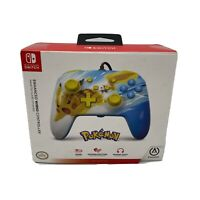 PowerA Enhanced Wired Controller for Nintendo Switch Pikachu Electric Box Damage