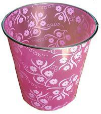 NUOVO Bin lavanderia bagno Indoor spazzatura Bin ragazze camera da letto accessorio Cesto