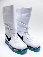 NIKE AF1 AIR FORCE 1 UPSTEP WARRIOR N7 SNOWBOOTWOMEN'S 12/ MEN 10.5 [873308-103]