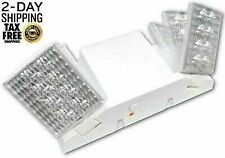 Power Outage Home Emergency LED Light With Battery Back Up Rechargeable White