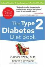 The Type 2 Diabetes Diet Book, Fourth Edition-ExLibrary