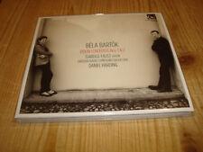 Isabelle Faust Bartók Violinkonzerte nos.1 & 2 Harmonia Mundi CD signed signé
