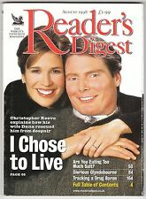 Reader's Digest Magazine - Christopher Reeve - August 1998 - English, Monthly
