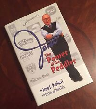 Jeno: The Power of the Peddle Jeno Paulucci (SIGNED)