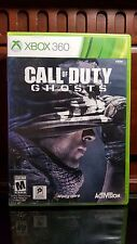 Call Of Duty: Ghosts (Microsoft Xbox 360, 2013) Complete w/ manual
