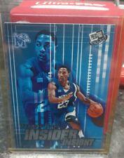 Derrick Rose RC Rookie 2008 Press Pass #II-2 Insider Insight SP - Memphis Tigers