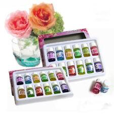 12 Parfums Huiles Essentielles soluble dans l'eau pour Aromathérapie Lavande ...
