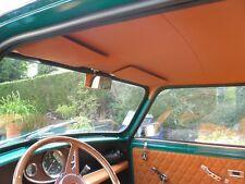 Conception des Pare-soleil de l'intérieur - Mini Austin Rover Cooper