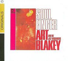 Soul Finger [Digipak] by Art Blakey (CD, May-2009, Verve)