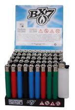 10 x BIC BX7 Feuerzeuge, bunt , Reibradfeuerzeuge, Einweg, mit Kindersicherung
