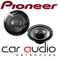 """Pioneer TS-A2503i 3-Way 420 WATT 10"""" 25cm POSTERIORE scaffale Coassiale Altoparlanti auto & VAN"""