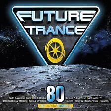 FUTURE TRANCE 80 (ROCCO, THE HITMEN, SCOTTY, FREISCHWIMMER, ...)  3 CD NEW+