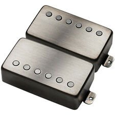 EMG Pickups JH James Hetfield Signature Active Pickup Set Brushed Black Chrome