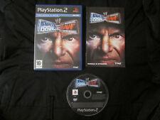 PS2 : SMACKDOWN VS RAW - Completo ! Prima stampa !