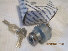NEW  HYSTER FORKLIFT TRUCK TSA / HY 186305 UNIVERSAL IGNITION SWITCH WITH KEYS