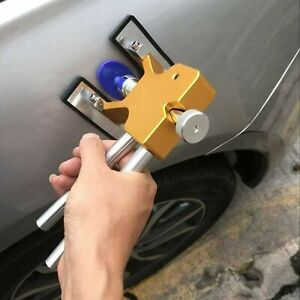 Car Paintless Dent Puller Lifter Body Glue Repair Hail Removal Pulling Tool