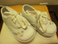 Baby Girl's Leather Keds Size 4 New