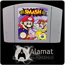 Super Smash Bros (N64) Nintendo 64 - Cart - VGC - Fast Post - Genuine PAL !!