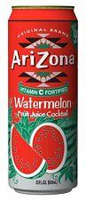 Arizona Watermelon 23fl OZ 680 ml (jus de fruits Cocktail (grande taille) 2 Pack