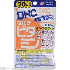 DHC Supplement multi vitamin 20 capsule for 20 days
