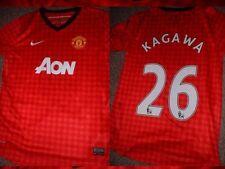 Manchester United Kagawa Camisa Nike Jersey Boys Xl 13-15y Fútbol Japón