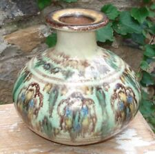 Vase 1930's Art Oriental Tunisie Atelier De Verclos Vieille Poterie Nabeul