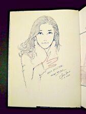 Chaiko DEDICACE La fille de Shanghai EO 2009  avec ex-libris Ed. paquet TTBE