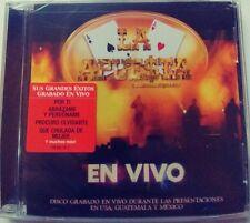 LA APUESTA - EN VIVO (2009 BRAND NEW CD)
