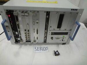 1x DATA reader TV Unit Videoserver TKZ: 2424-212310A 00C ex Bundeswehr (SERV20)