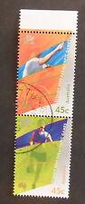 Olympics Australian Stamp Individuals
