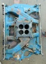 1967 FORD MUSTANG FAIRLANE 390GT CAST IRON 4V INTAKE MANIFOLD C6AE 9425 G 6H12
