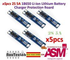 5pcs 2S 5A Li-ion Lithium Lipo 7.4V 8.4V 18650 BMS PCM Battery Protection Board