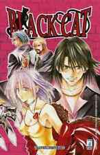 manga STAR COMICS BLACK CAT numero 8