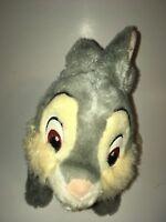 "Disney Bambi Thumper Bunny 12"" Plush Stuffed Animal"