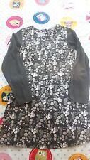 Magnifique robe MEXX esprit automnal en taille 8 ans