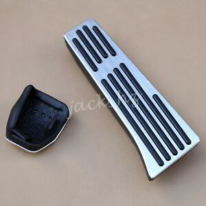 For BMW M3 E90/E91/E92 M5 F10 M6 F12 Anti-Slip Gas Brake Pedal Pad Cover Glove