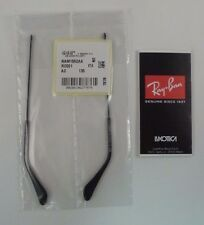 Authentic RAYBAN Metal Temple Replacements RB3025 RB3026 Aviator 135mm Black